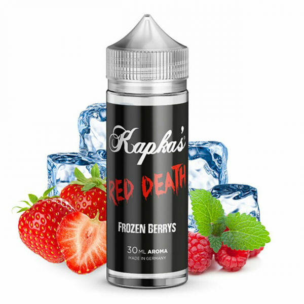 Kapka's - Red Death - 30ml (Longfill) Aroma